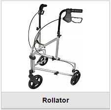 scootmobielbenodigdheden - rollator
