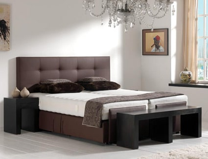 Maxbedden - boxspring compleet