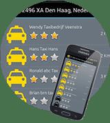 Taxiklik - Taxi zoetermeer