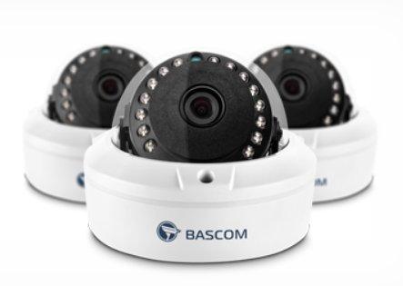 Bewakingscamera's - voor 23:59 besteld, morgen in huis | Bascom