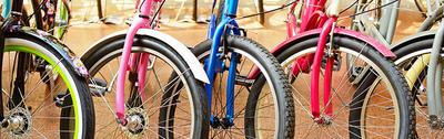 4 voordelen van e-bikes