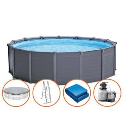 Wilt u een intex zwembad kopen?