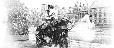 Zoekt u een site waar u alles over motorrijden kunt lezen?